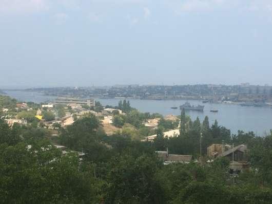 Продам видовой участок ИЖС в Севастополе
