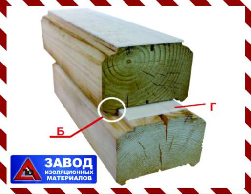 Ленты ППЭ 5/15 Межвенцовый уплотнитель