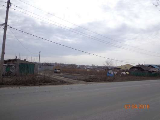 Продам земельный участок в Плешках