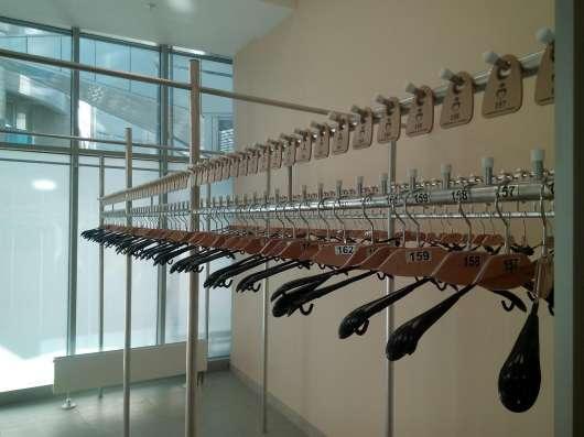 Гардероб для одежды на плечиках в центре Алмазова
