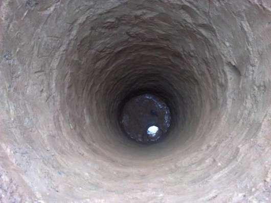Копаем колодцы, канализации, траншеи, чистка, углублен
