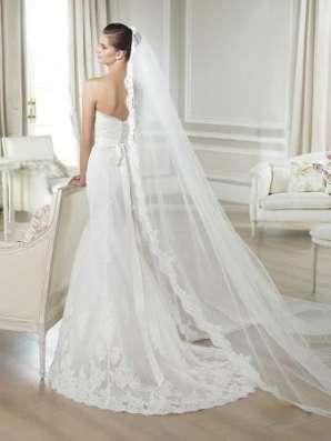Свадебное платье испанского бренда White One в Москве Фото 2