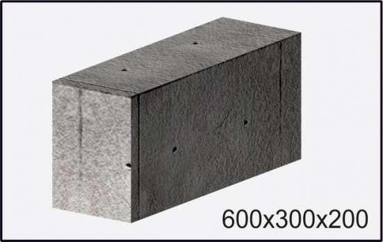 Стеновые блоки в г. Нефтекамск Фото 2