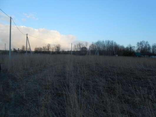 Продается земельный участок 12 соток в д. Шебаршино, Можайский р-он, 123 км от МКАД по Минскому шоссе. Фото 1