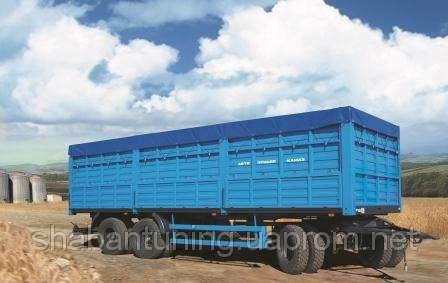 Тенты для зерновозов