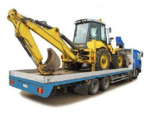 Аренда манипулятора-трал 15 тонн кран 12 тонн борт в Самаре