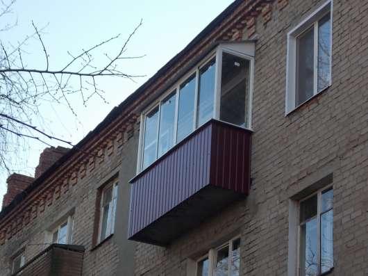 Остекление балконов в Пензе Фото 2