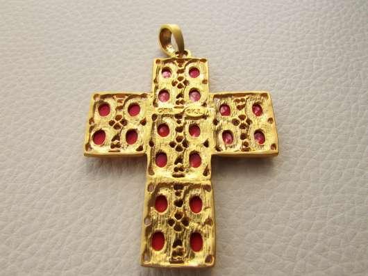 Очень красове украшение в виде декоративного креста от KJL в Москве Фото 1