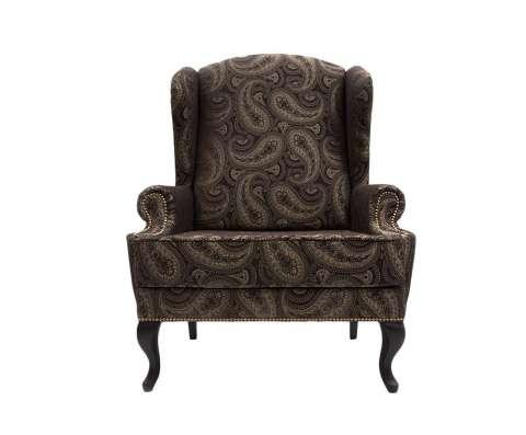 Кресло с ушами, английские кресла