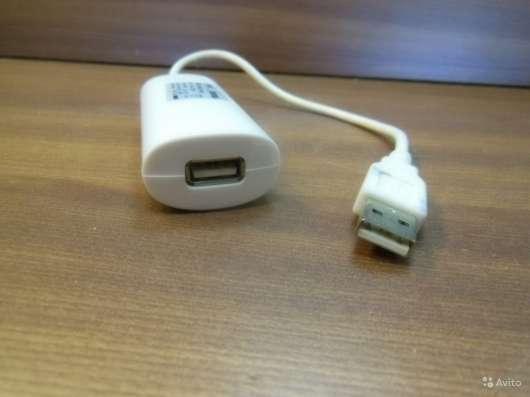 USB-хаб 2.0 на 4 порта