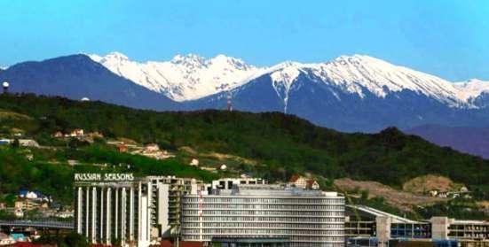 Шикарные апартаменты в Олимпийской столице