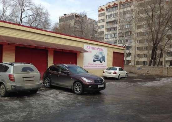 Продам автосервис-автомойку с землей в Челябинске Фото 1