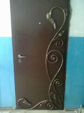 Изготовление железных дверей, решеток в г. Самара Фото 3