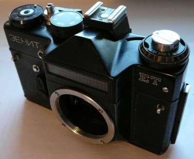 фотоаппарат Зенит ET в Оренбурге Фото 2