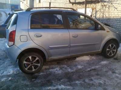 подержанный автомобиль Chery Кимо А1