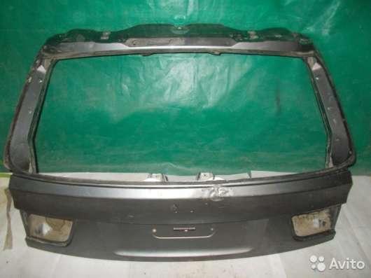 Крышка багажника на BMW X5 E70