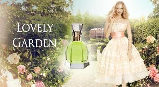 "Туалетная вода'Lovely Garden"",код 23838,женская,орифлейм"