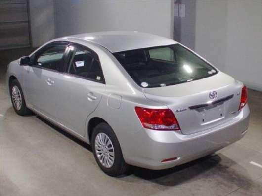 Продажа авто, Toyota, Allion, Вариатор с пробегом 53000 км, в Екатеринбурге Фото 1