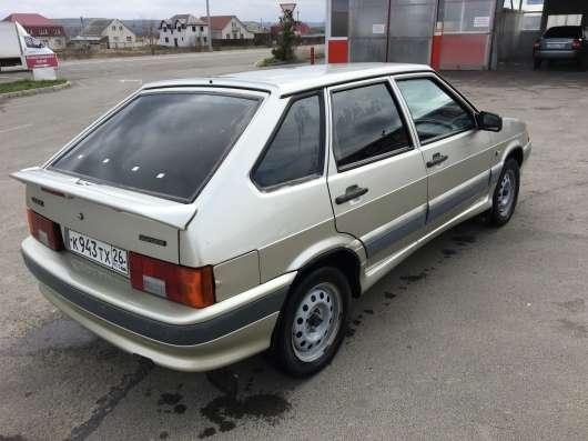 Продажа авто, ВАЗ (Lada), 2114, Механика с пробегом 130 км, в Ставрополе Фото 4