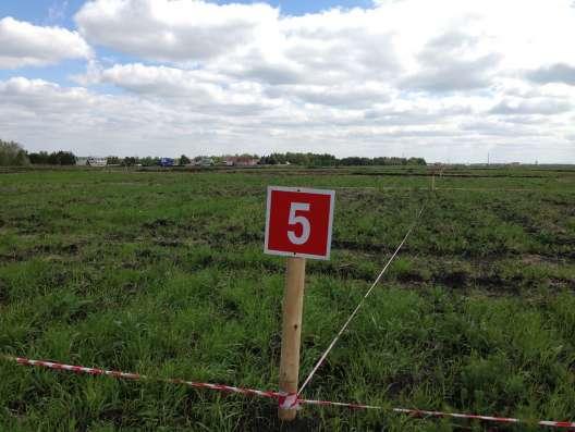 Продаются земельные участки в д. Насекина (район д. Каменка) в Тюмени Фото 3