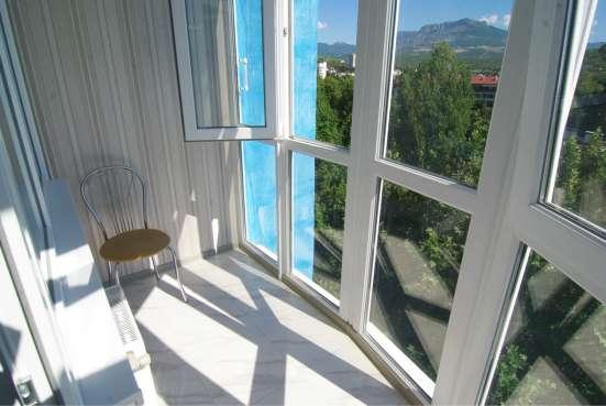 Аренда апартаментов 150 метров от моря комнат раздельных 3 в г. Алушта Фото 3