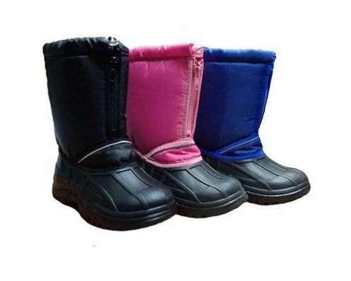 Морозостойкая обувь из лёгкого материала ЭВА в Абакане Фото 3
