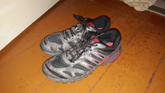 Беговые кроссовки в хорошем состоянии в г. Житомир Фото 1