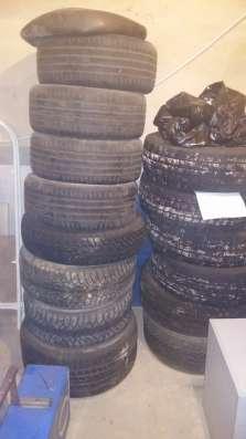 Сезонное хранение автомобильных шин и дисков