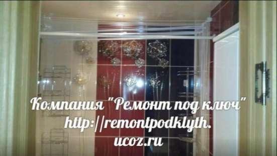 Ремонт ванной комнаты и санузла в Екатеринбурге Фото 4