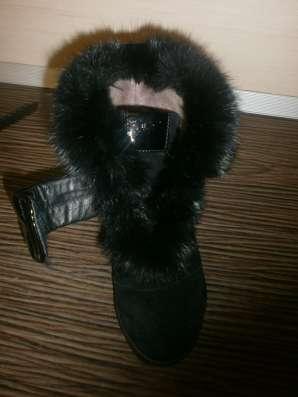 Зимние ботинки в Ангарске Фото 1