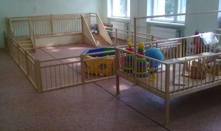 Ограждение, барьер, заборчик для детских садиков и домов ребенка в Москве Фото 1