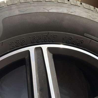 Колеса на ML 350 r17