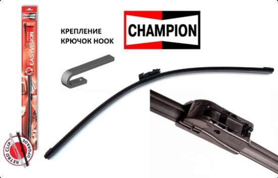 Щетка ст-ля Champion Easyvision 480мм бескаркасная ER48/B01