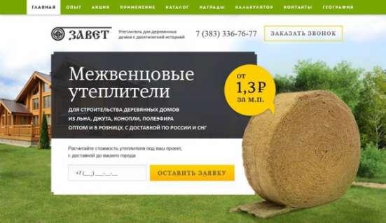 Продающие сайты для увеличения прибыли в Новосибирске Фото 4