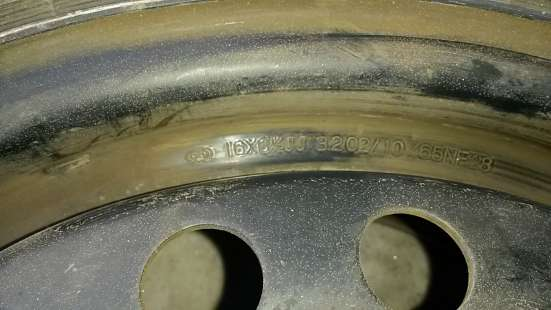 Диски 5х114 R16 205/55 94V Michelin
