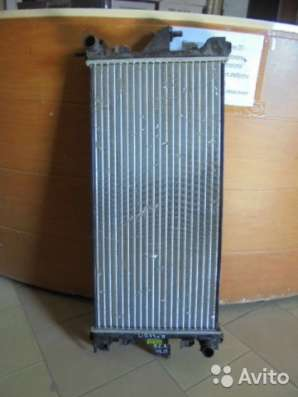 Радиатор Пежо Боксер (Peugeot Boxer)