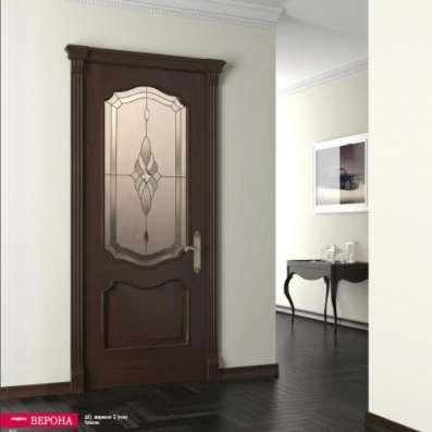 Дверь межкомнатная RADA DOORS Верона ДО-1 Табако