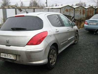 автомобиль Peugeot 308, цена 250 000 руб.,в Петрозаводске Фото 4