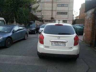 автомобиль SsangYong Actyon, цена 578 000 руб.,в Санкт-Петербурге Фото 3