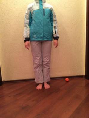 Горнолыжный костюм. Куртка + брюки. Glissade ski wear