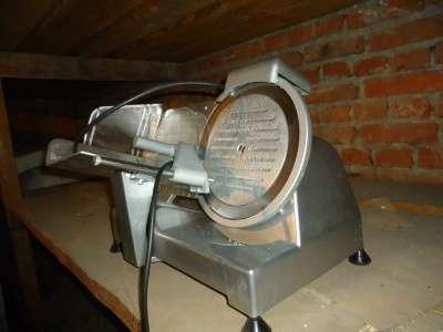 торговое оборудование Слайсер beckers ES 220