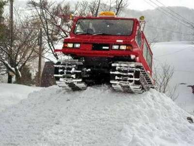 Снегоболотоход ISUZU SM31