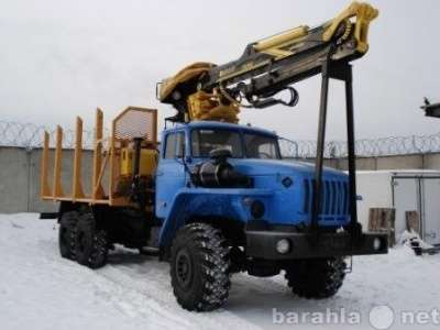 подержанный автомобиль Урал 4320(усиленная рама) Урал 4320 Лесовоз
