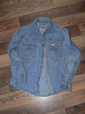 Рубашка Джинсовая р.128-134