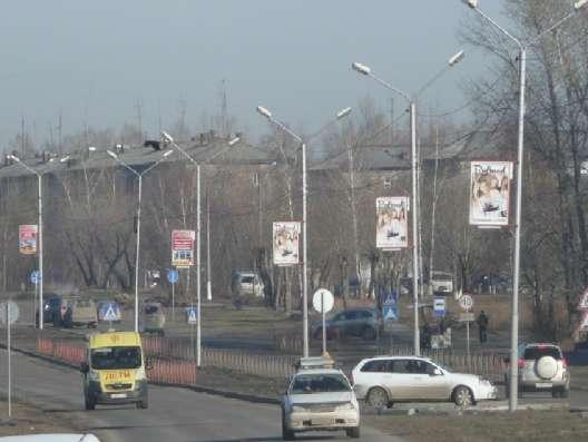 Аренда рекламных мест, билборды, лайтбоксы