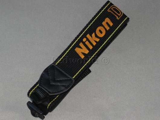 Нашейный (наплечный) ремень для Nikon D5100