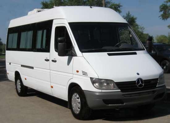 Пассажирские перевозки, заказ микроавтобусов