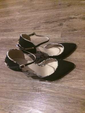 Туфли 39 р. Италия