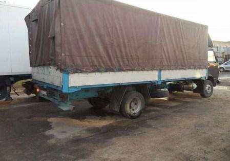 грузовик Ман 8-136 или обменяю на легковой автомобиль