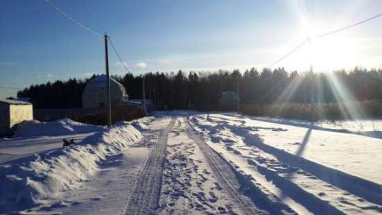 участок ижс в Ушаково